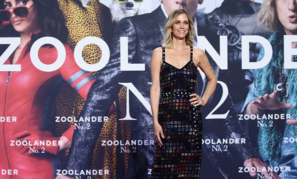 February 2: Kristen Wiig worked the carpet during the 'Zoolander 2' fan screening in Berlin. 
