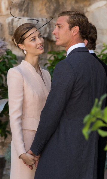 <b>BEATRICE BORROMEO AND PIERRE CASIRAGHI</B>