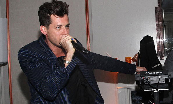 "Mark Ronson celebrated his Grammy win at the Absolut Elyx hosts the ""Uptown Funk"" producer's Grammys after party at Elyx House in L.A. 