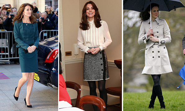 Kate Middleton Style The Duchess Best Outfits For The Office