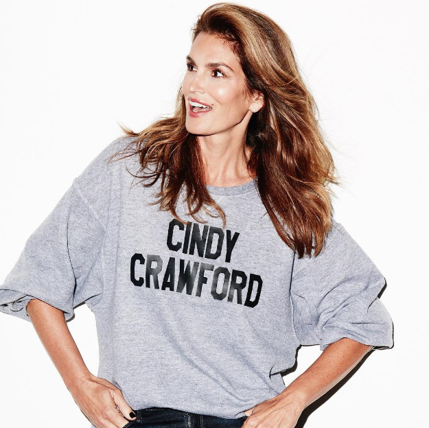 In total, Cindy's iconic mole and gazillion-dollar smile have appeared on over 400 magazine covers. But her early life didn't hint at a gilded future.