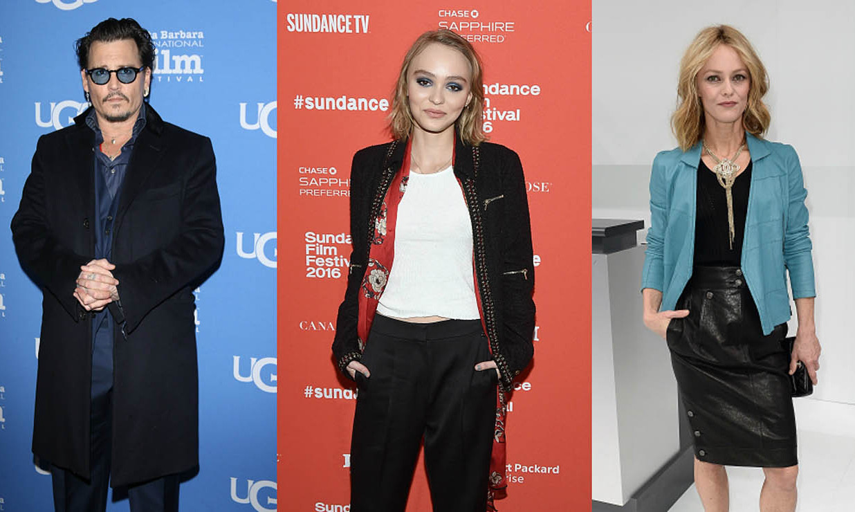 Lily-Rose Depp shares what makes her parents Johnny Depp ...