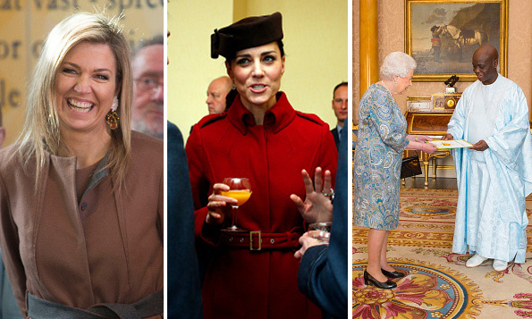Click through to find out what Kate Middleton, Duchess Camilla, Princess Sofia and more royals have been up to this week!
