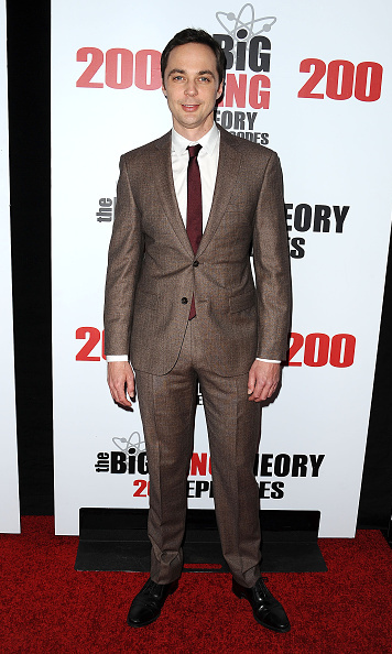 February 20: Bazinga! Jim Parsons celebrated the 200th episode of 'The Big Bang Theory' in L.A.