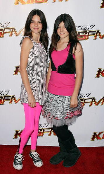 In 2008, the two were the envy of kids everywhere as they attended KIIS-FM's popular Wango Tango event in Los Angeles. The two wore matching colors and prints, something they do to this day.