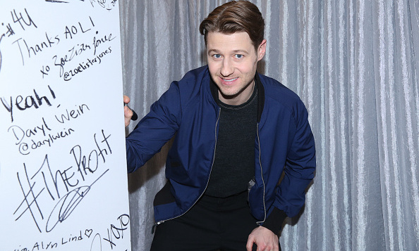 February 29: Holy smokes Batman! Daddy-to-be Ben McKenzie stopped by AOL talks in NYC to chat about his show <i>Gotham</i>. 