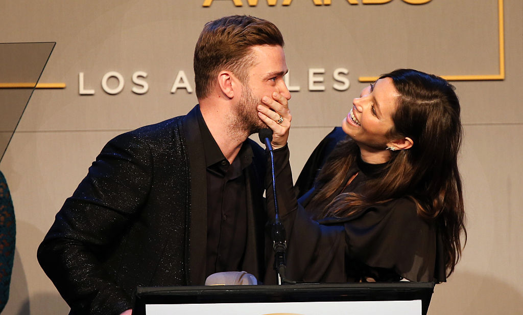 But seriously, these two give us goofy relationship goals all around!