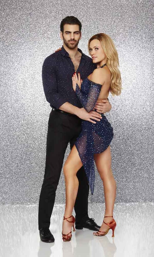 Nyle Dimarco and Peta Murgatroyd