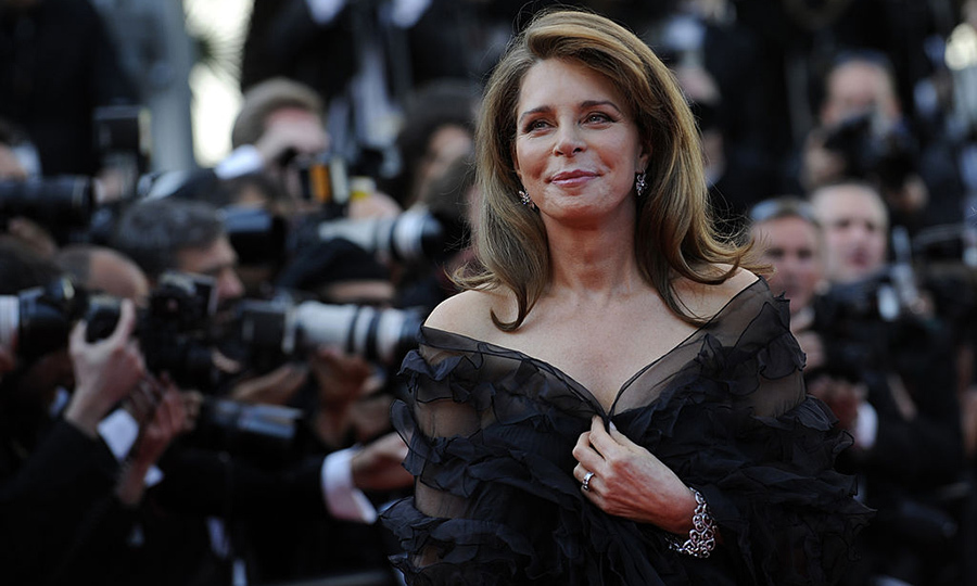 <b>LISA HALABY, QUEEN NOOR OF JORDAN</B>
