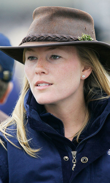 <b>AUTUMN KELLY, MARRIED TO QUEEN ELIZABETH II'S GRANDSON PETER PHILLPS </B>