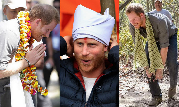 Prince Harry's royal tour of Nepal is underway. From visiting earthquake stricken villages to trekking the foothills of the Himalayas, here are the best photos from the British royal's trip. 
