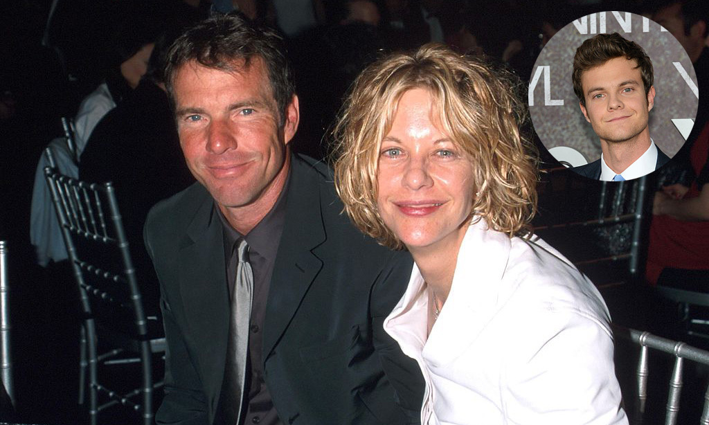 Meg Ryan And Dennis Quaid S Son Jack Discusses Parents