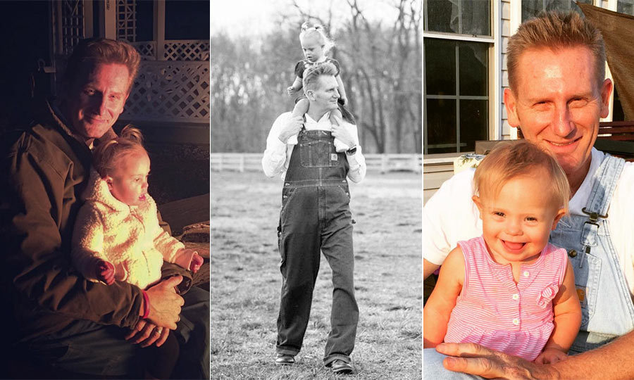 Since saying goodbye to their beloved wife and mother, Joey Feek, in March, Rory and his two-year-old daughter Indiana have become inseparable. 