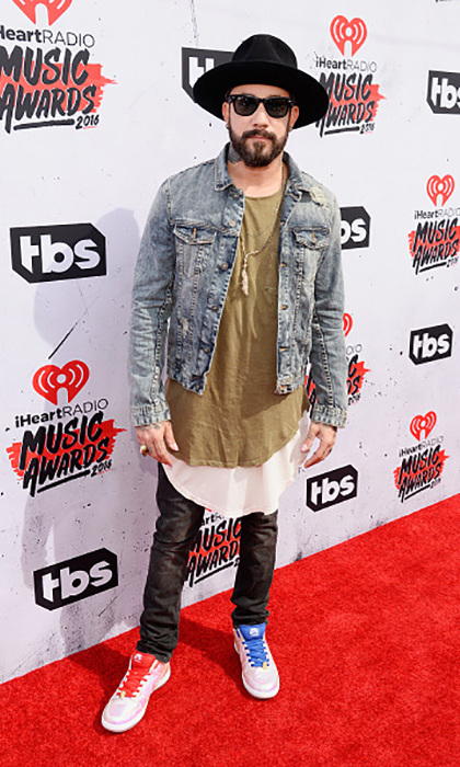 AJ McLean 
