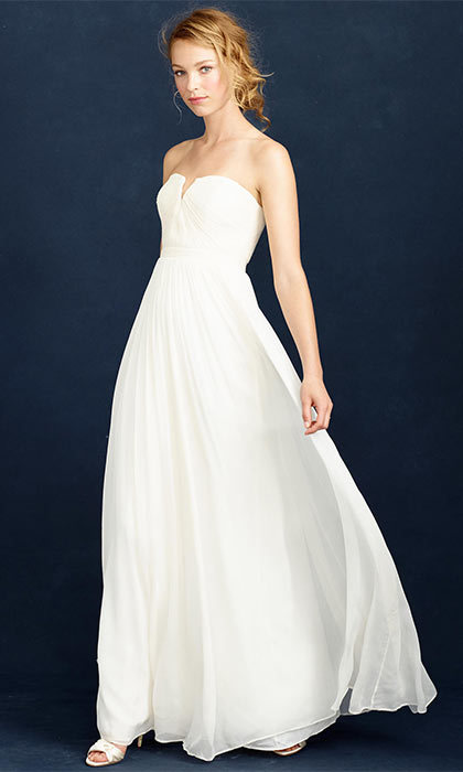 The best affordable wedding gowns from 225 and up hello us for J crew beach wedding dress