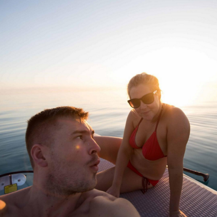 <b>10. Take in the sunset<b>