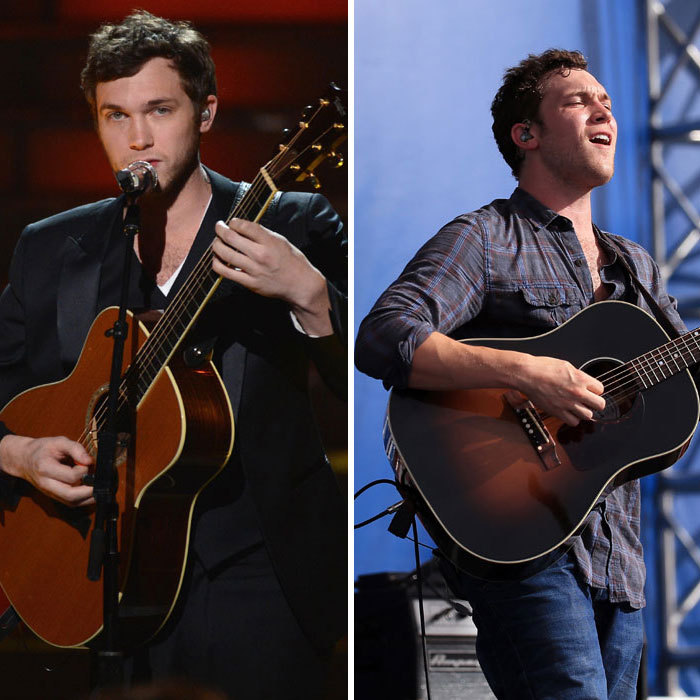 <b>Phillip Phillips, Season 11 Winner</b>