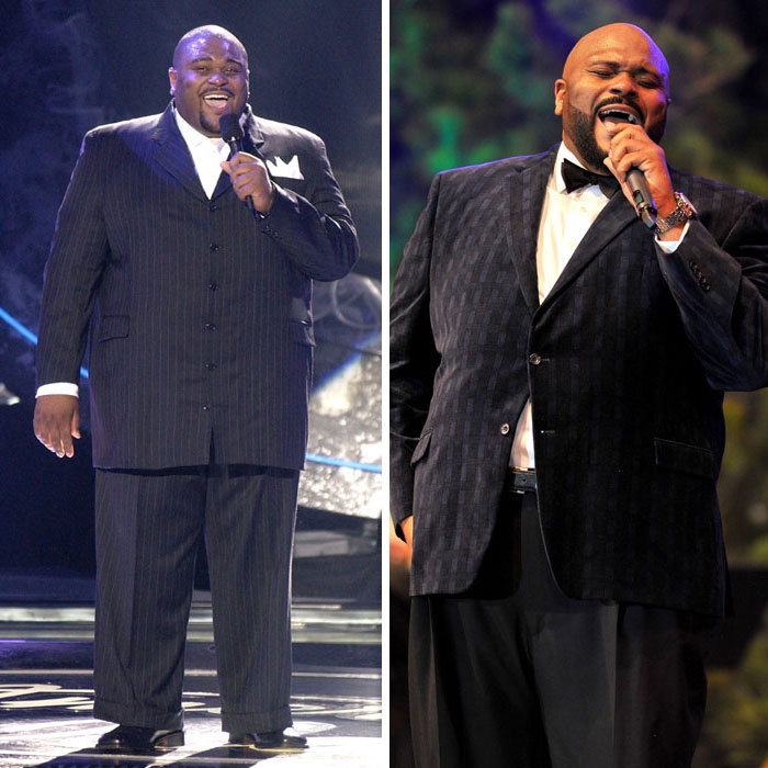 <b>Ruben Studdard, Season 2 Winner</b>