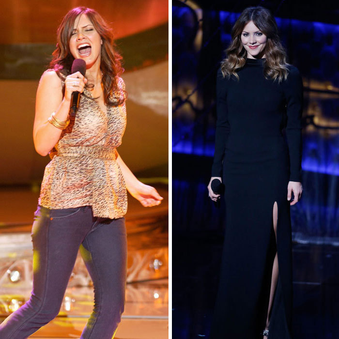<b>Katharine McPhee, Season 5 Runner-Up</b>