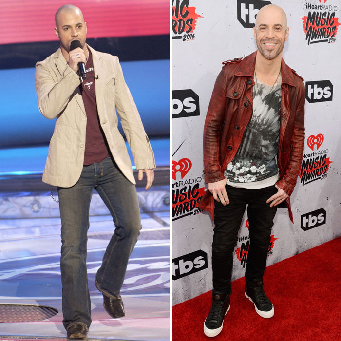 <b>Chris Daughtry, Season 5 Contestant</b>
