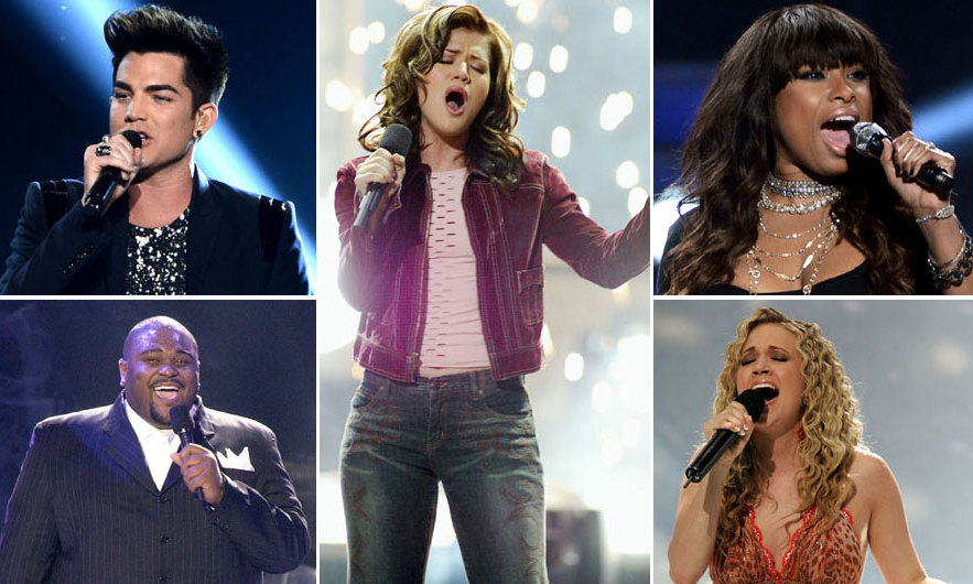 With <i>American Idol</i> coming to an end in mere hours, we take a look back at the 15 seasons of success it has enjoyed. From the show's first winner, Kelly Clarkson, to country superstar Carrie Underwood, fans have enjoyed seeing their favorite contestants blossom into the stars they are today. Here's a look back at the singing competition's most memorable participants from the past 14 years. 