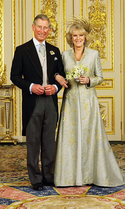 Image result for charles and camilla wedding