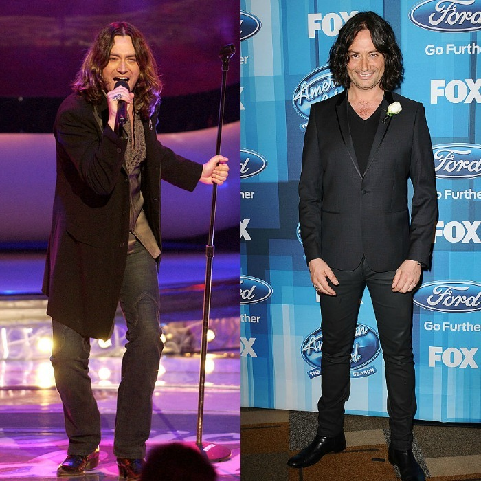 <b>Constantine Maroulis, Season 4 Contestant</b>