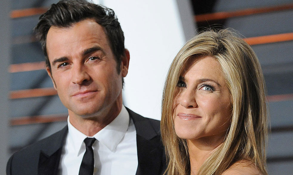 Jennifer Aniston Blames Husband Justin Theroux For Bringing This Back Into Her Life