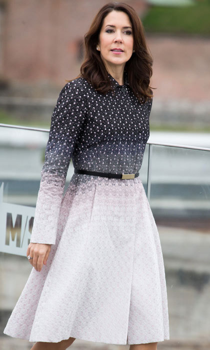 <b>Crown Princess Mary of Denmark</b>
