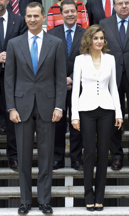 "<a href=""https://us.hellomagazine.com/tags/1/queen-letizia""><strong>Queen Letizia of Spain</strong></a>