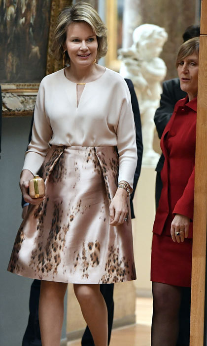 "<a href=""https://us.hellomagazine.com/tags/1/queen-mathilde""><strong>Queen Mathilde of Belgium</strong></a>