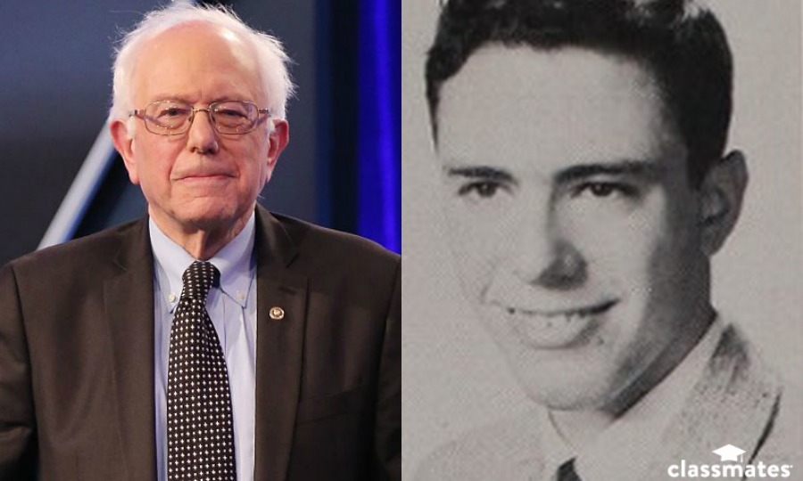 <strong>Bernie Sanders</strong>
