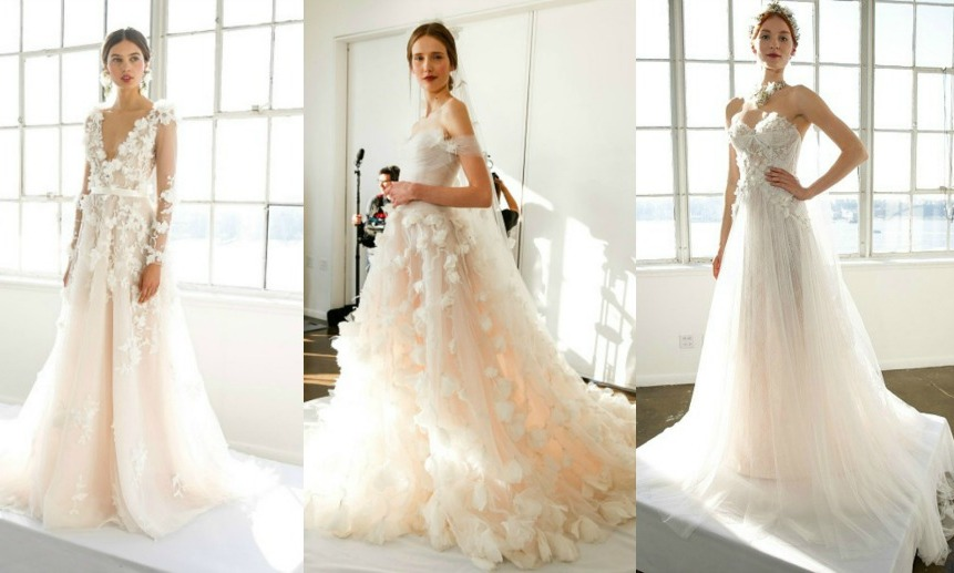 Spring 2017 wedding dresses: The best from New York\'s Bridal Fashion ...