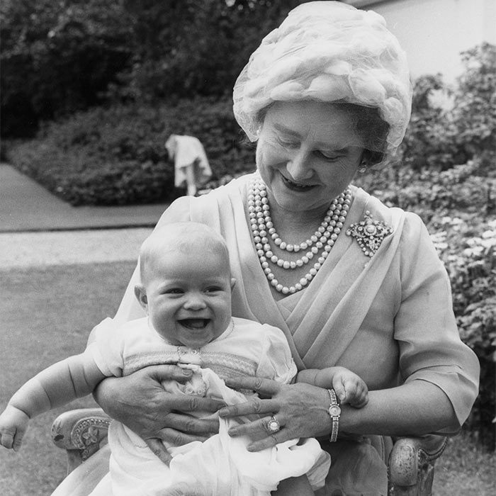 British Royal Baby Photo Album: Queen Elizabeth To