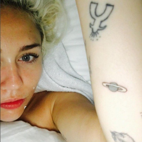 <b>Miley Cyrus</B>