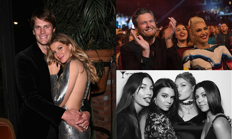 Parties galore! This week celebs celebrated everything from books to birthdays and all the in between. Here is a look at some of the best candid celeb moments this week.