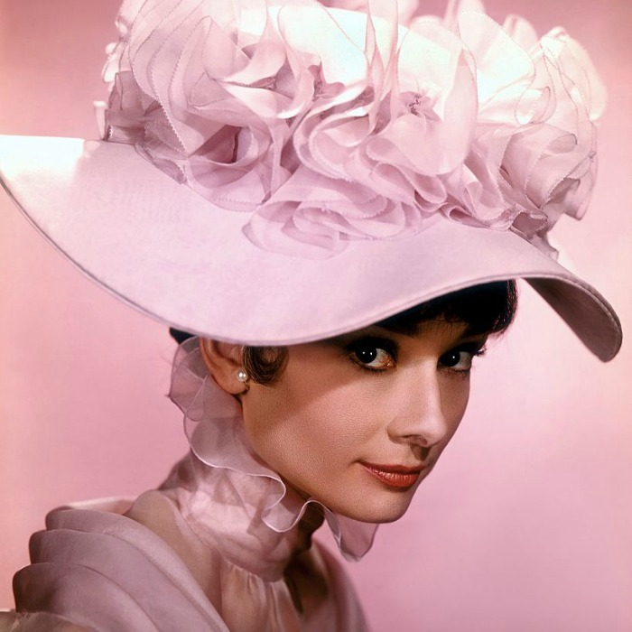 """I never think of myself as an icon. What is in other people's minds is not in my mind. I just do my thing."" - Audrey Hepburn