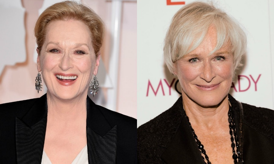 "Back in 2012, Meryl Streep admitted she's been confused for Glenn Close. ""On behalf of Glenn Close and me, who are often mistaken for each other, there should be no illusions,"" she told the New York Times. ""I adore her, and I adore her film.""