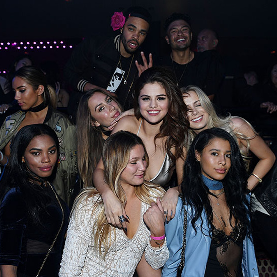 May 6: Celebrate! Selena Gomez hosted her official <i>Revival</i> concert after party at LIGHT Nightclub in Las Vegas.