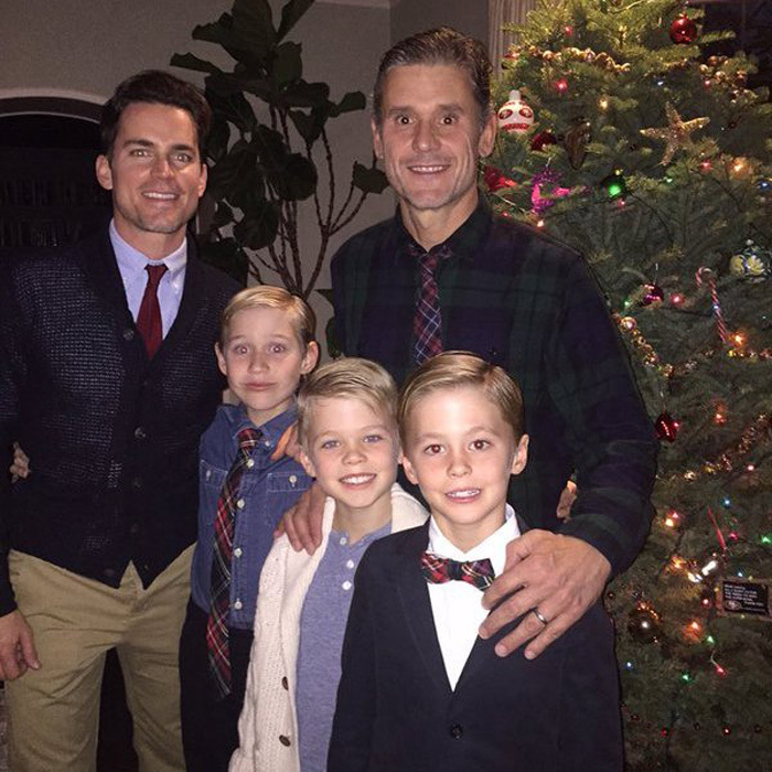 <B>MATT BOMER</B>
