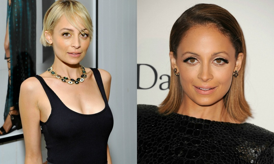 <b>Nicole Richie</b> is a fearless trendsetter and that also applies to her chameleonic hairstyles. 