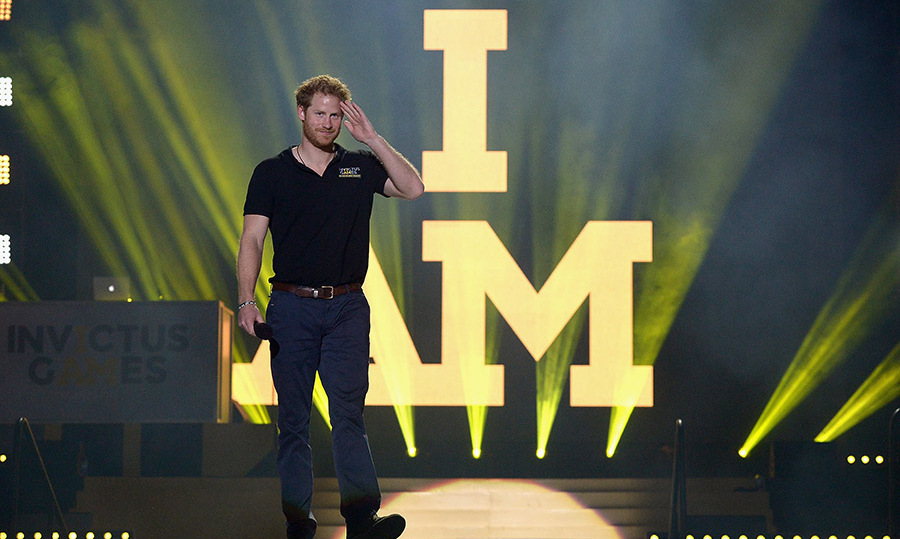 That's a wrap! After five days of sports and inspiration, Prince Harry brought the 2016 Orlando Invictus Games to a close. 