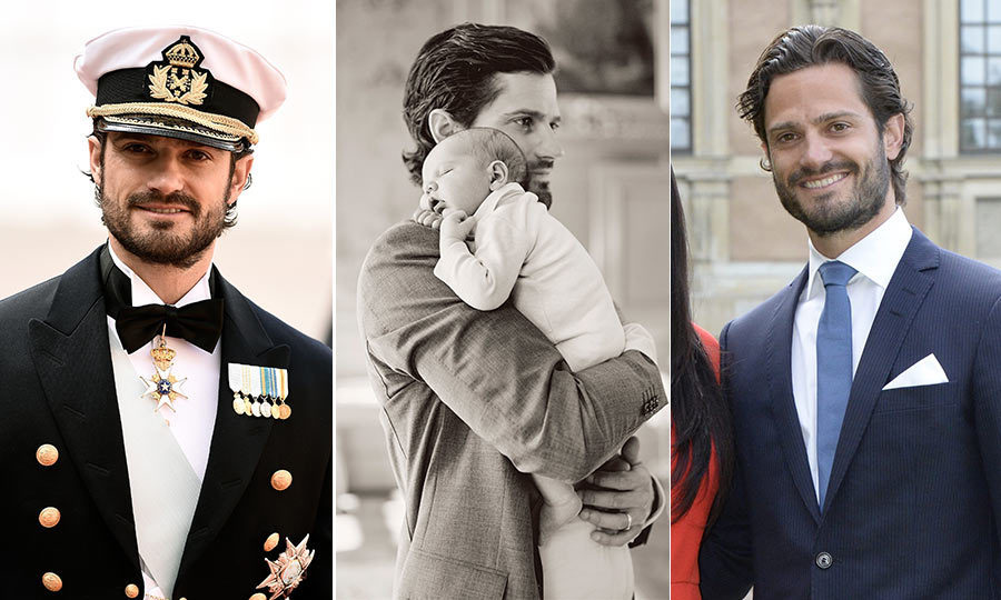 Prince Carl Philip is settling into his role as a father quite nicely. Since welcoming his first son Prince Alexander in 2016 and with another baby on the way, get to know Prince Carl Philip a little bit better.