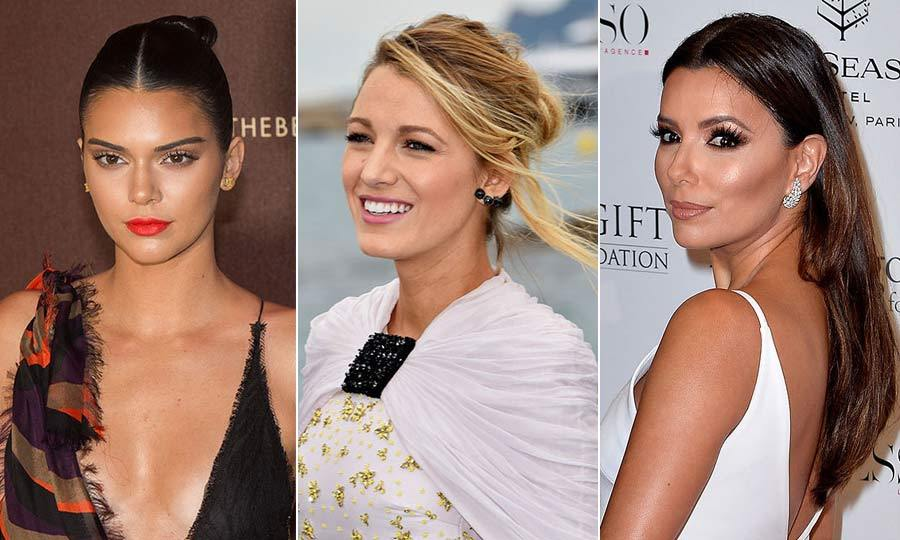 With the Cannes Film Festival starting this week, the beauty stakes have been high, and the stars have not disappointed.