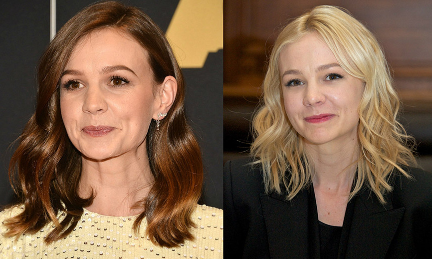 <b>Carey Mulligan</b> brings out different features with different hair colors. A pretty, chestnut brown color brings out the warmth in her eyes, while bleach blonde is great for rocking bright lips. 