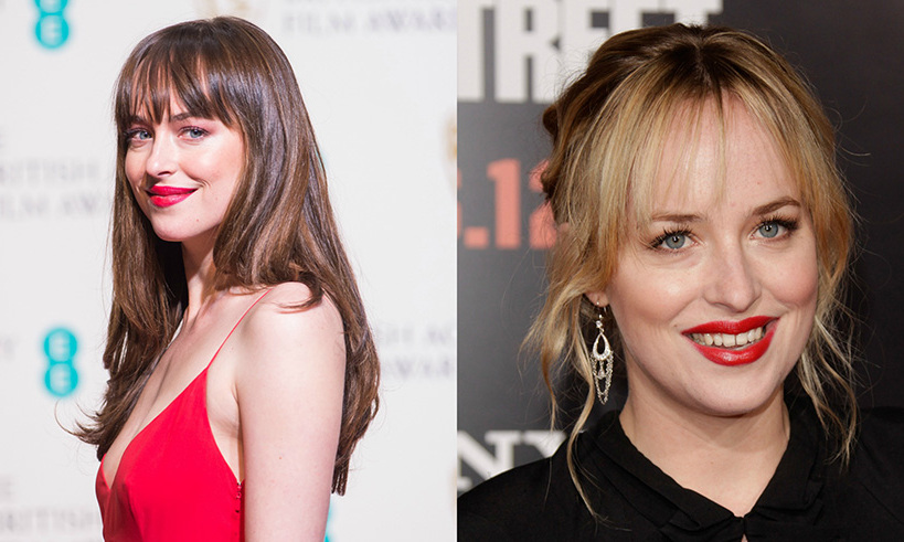 <b>Dakota Johnson</b> has no boundaries when it comes to hair, she's gone <i>Fifty Shades</i> of both blonde and brunette. 