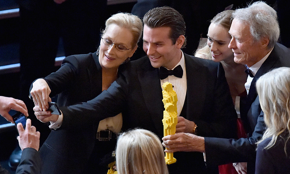 Meryl Streep plus Bradley Cooper equals the recipe to an epic Oscar picture.
