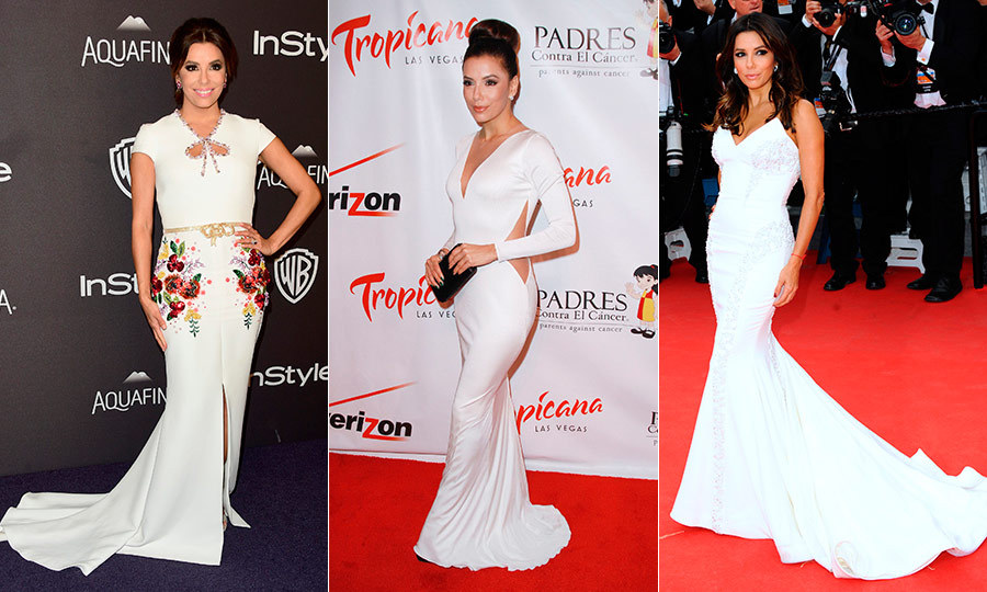Eva Longoria Wedding Which Dress Will She Wear For Her Nuptials