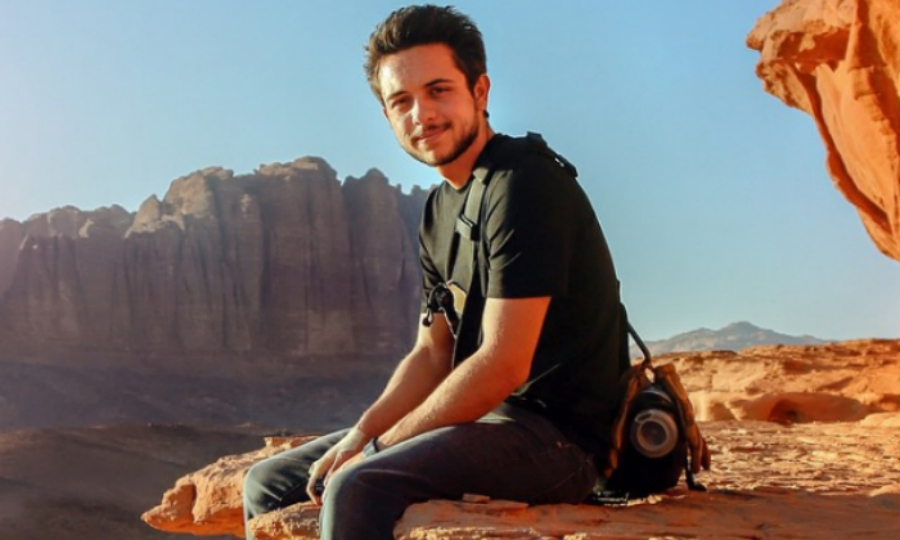 These facts about Crown Prince Hussein, Jordan's future ...