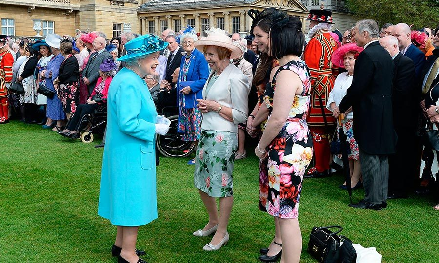 Garden parties at Buckingham Palace are a tradition that Her Majesty has kept for years. The 90-year-old invites members of the public to her central London residence, usually as a way of thanking them for their services to the community.